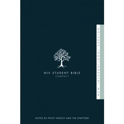 NIV Student Bible Compact Hard Cover
