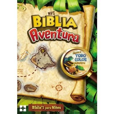 NIV Biblia Aventura